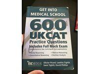 UKCAT Practise Set