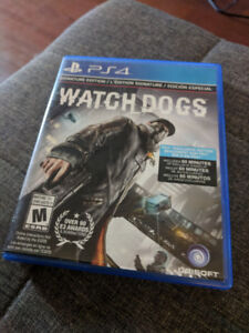 Watchdogs: Signature Edition - PS4