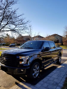 2015 Ford F-150 Pickup Truck super-crew  , sport package