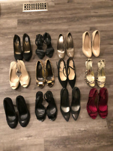 Womens Shoes and Heels (6 & 6.5)