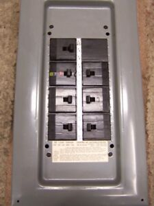 ELECTRICAL PANEL 3 PHASE 100 AMP MAIN
