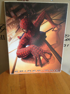 Spider man ..collectible Marvel character , the movie