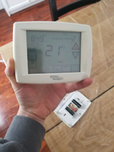 Thermostat thermopompe