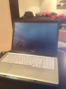 Toshiba Satellite 17'' 1.9 Ghz Dual Core