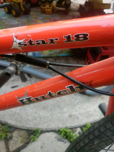 Hutch BMX star 18