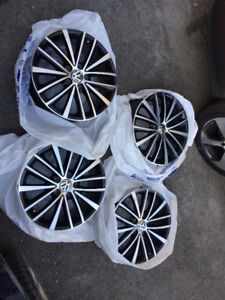 "5x112 17"" VW Mags"