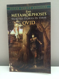 The Metamorphoses OVID