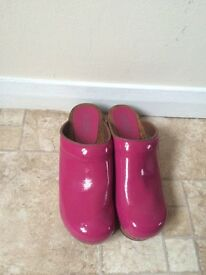 Pink Lady Clogs