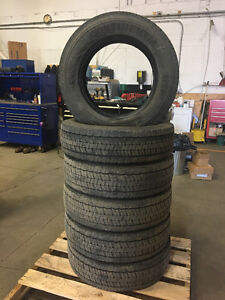 225/70R19.5 CONNTINENTAL HSR like new