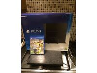 Ps4 500GB AND FIFA 17