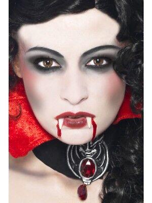 Vampir Schminke Blut Latex Applikatoren Anleitung (Halloween Make-up Anleitung)