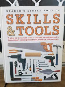 Skills and Tools carpentry Book