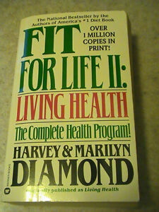 Fit For Life II: Living Health ($6.95 or Free With Purchase)