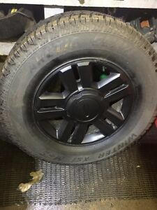 Winter Tires 275/65r18
