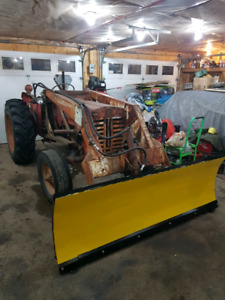 Plow to fit 1501 loader