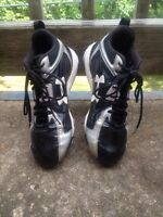 Size 11 1/2 Under Armour Football/Rugby Cleats