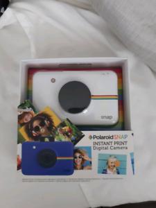 Polaroid Snap Camera - White