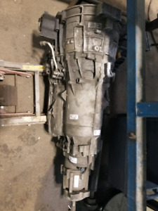 Complete transmission and parts for audi a7