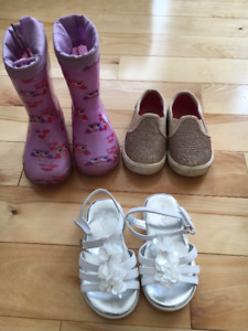 Toddler Size 5 Shoes/Boots