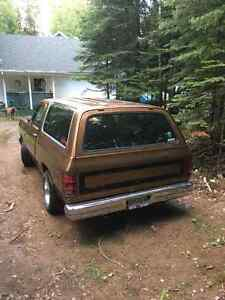 1987 Dodge Other Pickups SUV, Crossover Prince George British Columbia image 4