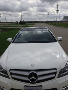 RARE -2013 Mercedes-Benz 350-Series Coupe : AMG Package