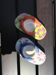 FLip Flop Tea Light Candle Holders Belleville Belleville Area image 1