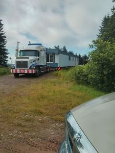 Mobile Home Moving