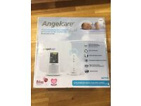 Angelcare baby monitor, sensor pad, temp display
