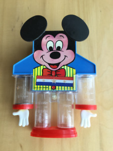 RARE*** Awesome Vintage MICKEY MOUSE ** Money Sorter