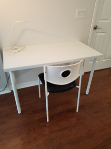 IKEA DESK and CHAIR $25