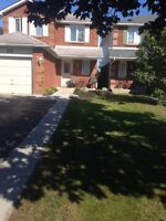 Rental house in Bowmanville...