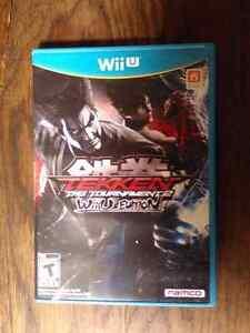 Tekken Tag Tournament Wii U