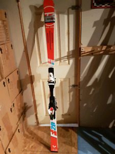 2017 Rossignal Hero FIS GS 170cm race skis