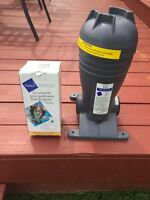Pool water purifier