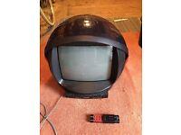 Philips discoverer vintage tv