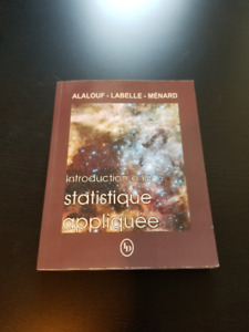 Introduction à la statistique appliquée - Alalouf Ménard Lab