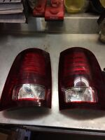 2014 RAM LED OEM TAIL LIGHTS