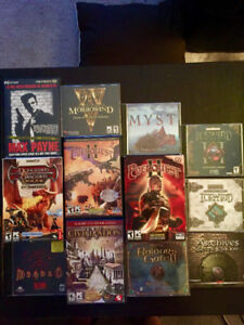 Pc Games like new-neverwinter nights-everquest-elder scrolls-etc