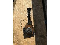 MINI COUNTRYMAN R60 4X4 N/S FRONT SUSPENSION COMPLETE
