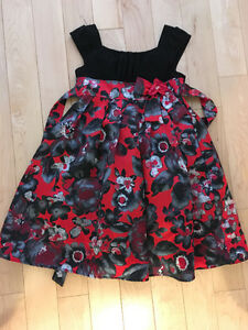 Dress size 7 girls