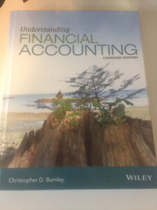 Understanding Financial Accounting, Canadian Edition, Wiley