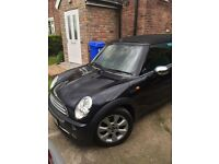 Mini One Convertible, 2007, Low Mileage & Service History, CHEAPEST on Gumtree