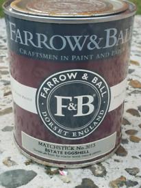 Farrow&ball paint Matchstick No.2013 750ml