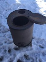 Outfitters tent stove