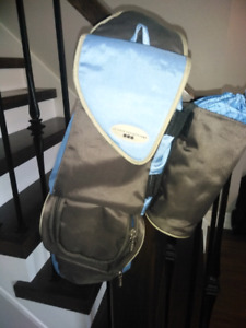 JJ Cole Collections small diaper bag