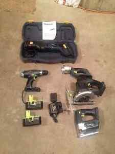 Power tool combo set