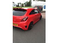Corsa vxr 2008 big spec 300bhp may swap golf x5 etc