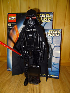 LEGO Technic Darth Vader 8010 Used Complete