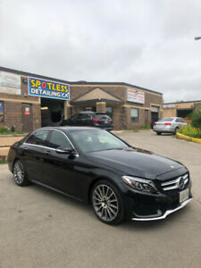 2015 C400 AWD 3.0 V6 Mercedes, ONLY 42k Mileage, FULL Option