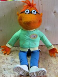 1976 Muppet Show Scooter Figure,Jim Henson,official